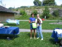 Rhoda Holder - Top Fundraiser